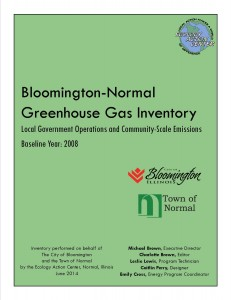 2008 GHG Inventory Report  - FINAL