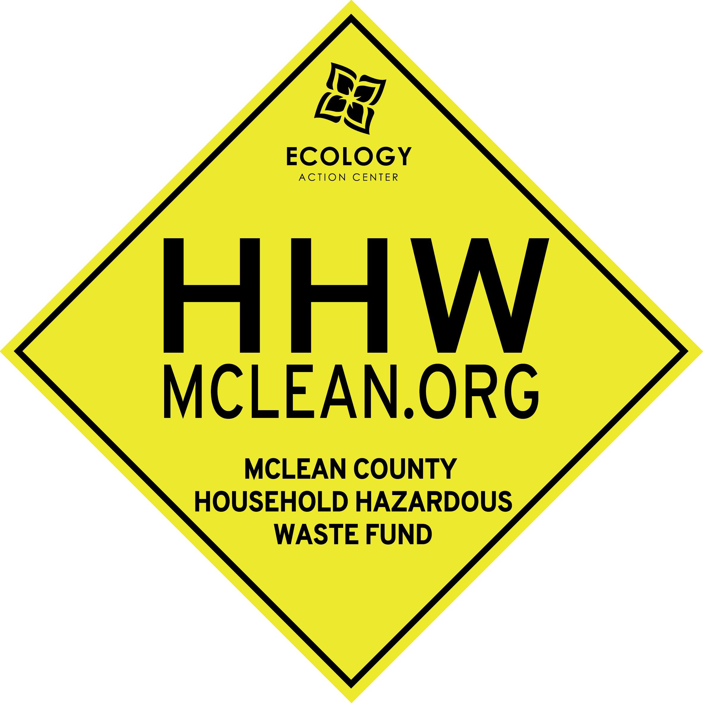 McLean County Household Hazardous Waste Fund